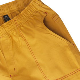 Ocun Jaws Pants Men Golden Yellow